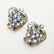 BSK Grape Cluster Earrings