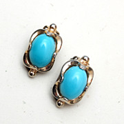 Barclay Turquoise Earrings