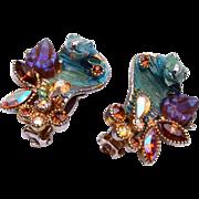 HAR Cobra Earrings