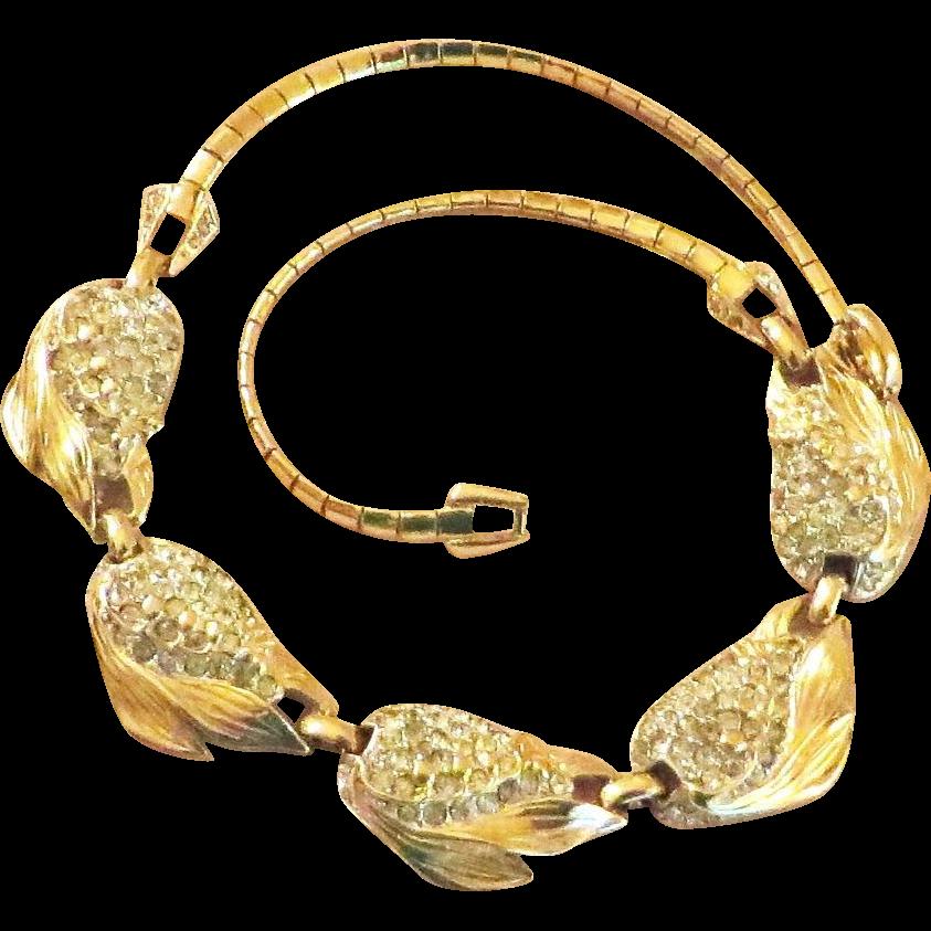 Beautiful Reja Necklace
