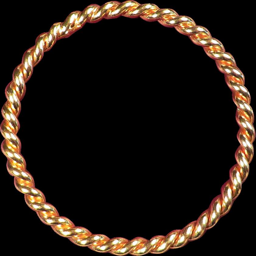Henkel Grosse Bangle Bracelet - 1970
