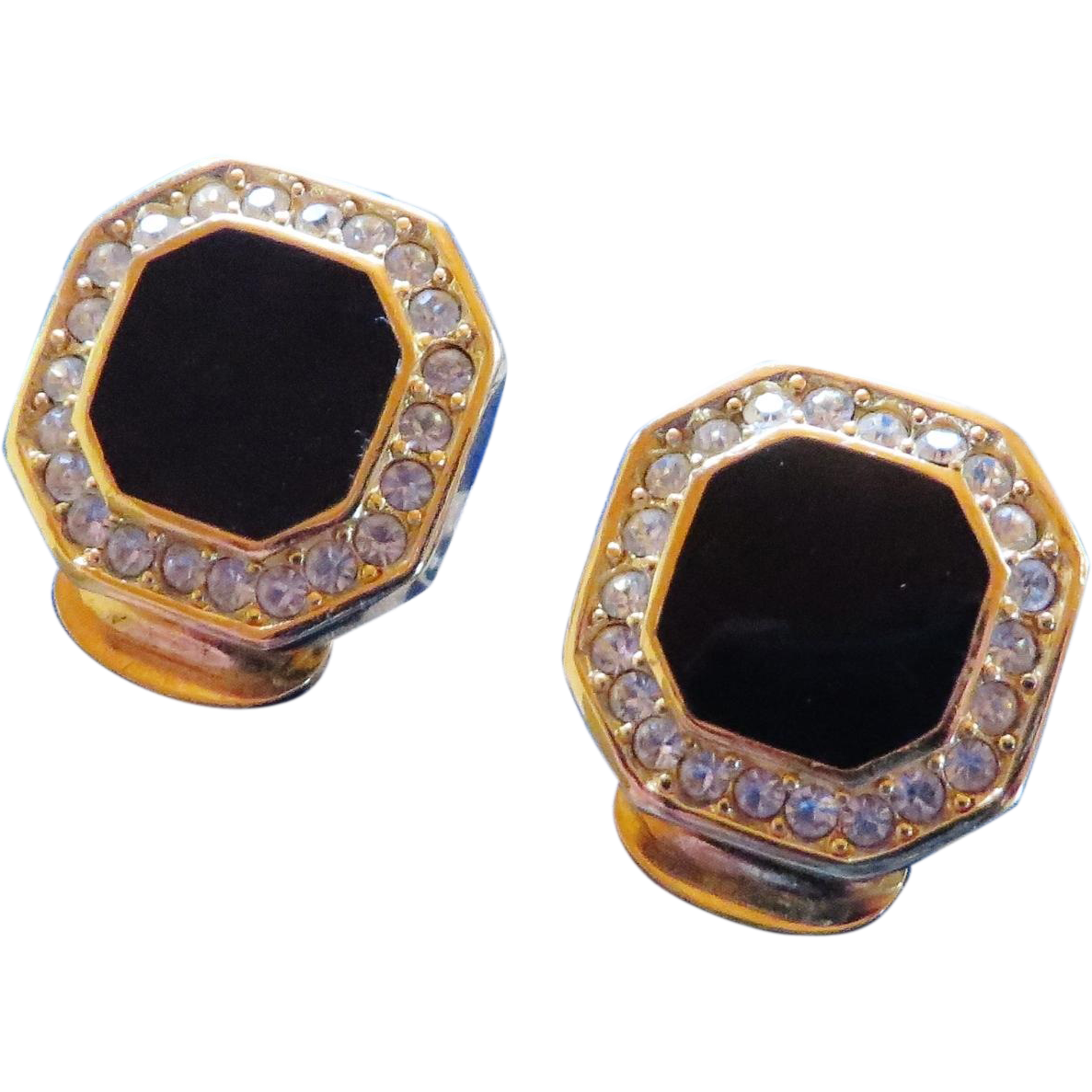 Vintage Christian Dior Earrings