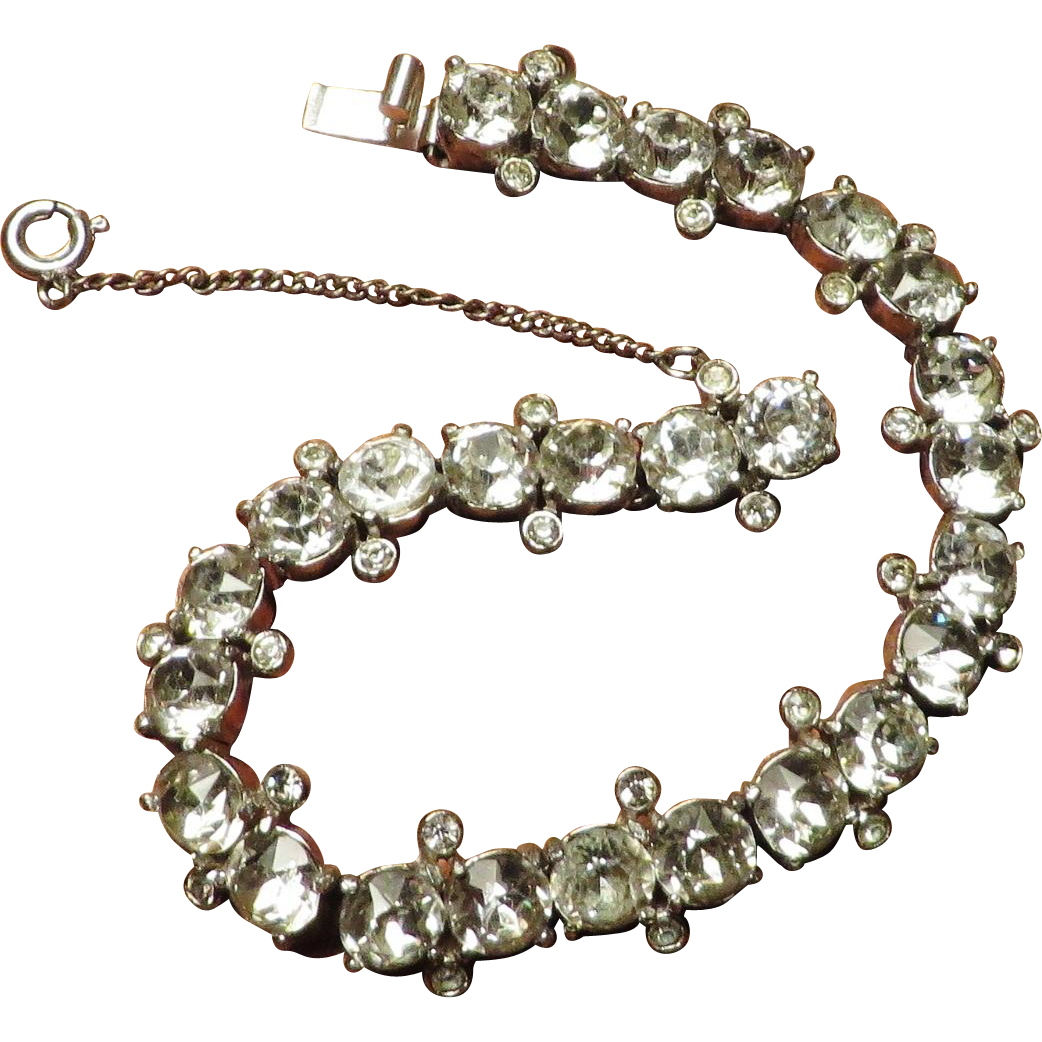 Christian Dior by Kramer Bracelet - early 1950's