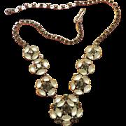Gorgeous Sherman Necklace