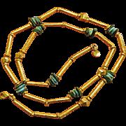 Jean-Louis Scherrer Long Necklace
