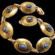 Native American Silver Bracelet IHMSS Yazzie