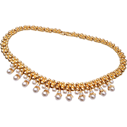 Stunning V&A Victoria & Albert Museum Necklace