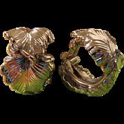 Marvelous William de Lillo Earrings