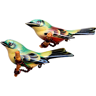 2 Takahashi Bird Pins