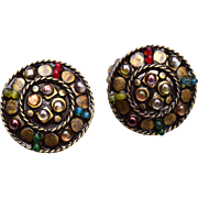 Chico's Brass Earrings