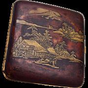 Oriental Cigarette Case
