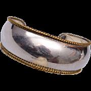 Layton Sterling Mexico Cuff Bracelet