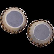 Made in Austria Glass Glass Earrings