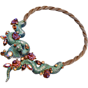 HAR Cobra Necklace