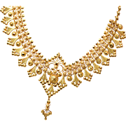 24kt Gold Necklace  - Beautiful!