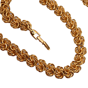 Napier Multi Loop Necklace