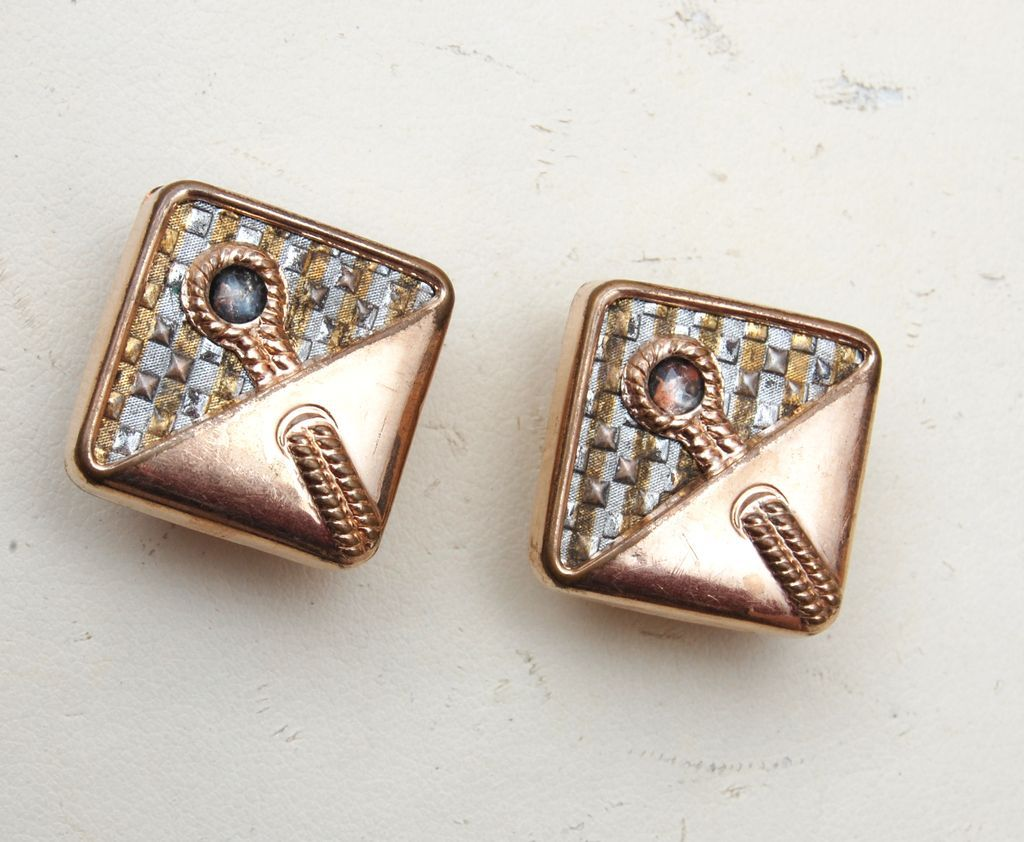 1881 Gold Filled Cufflinks