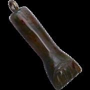 Jade Figa Charm or Pendant