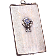 BPOE 1927 Membership Locket With Papers