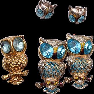 Coro Craft Aqua Owl Duette