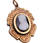 Cameo Charm or Pendant