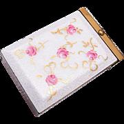 Marhill Cloisonné Enamel Cigarette Case