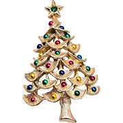 Gerry's Christmas Tree Brooch
