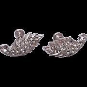 ORA Rhinestone Earrings