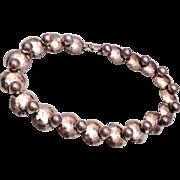 Napier Patent Pending Silver Tone Necklace
