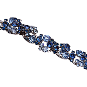 Shades of Blue D&E Juliana 5 Link Bracelet