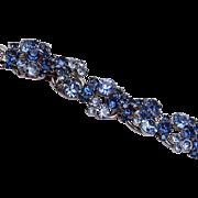 Shades of Blue D&E Juliana 5 Link Bracelet