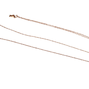 "14kt Gold Chain - 19"" long"