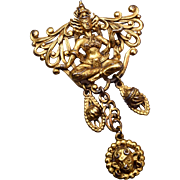 Korda Thief of Bagdad Brooch
