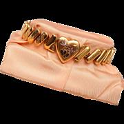 Bellavance Gold Filled Sweetheart Expandable Bracelet