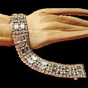 Kreisler Crystal Bracelet 1949-1952