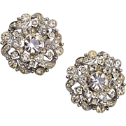 Charel Rhinestone Earrings