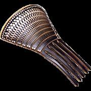 Spanish Peineta Rhinestone Hair Ornament