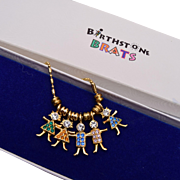 Birthstone Brats Necklace