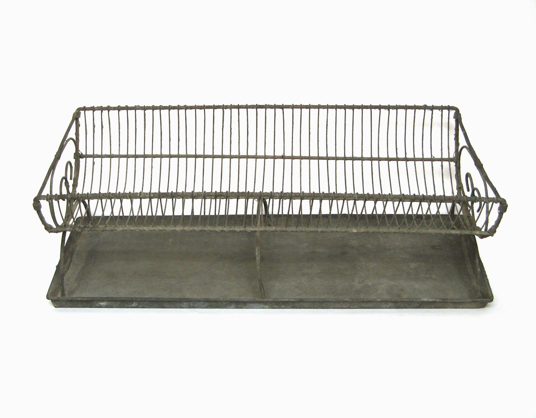 vintage dish drying rack | Cosmecol