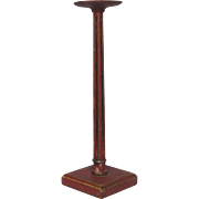 Wooden Hat Display - Wig Stand