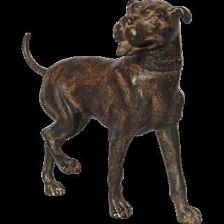 Bronze Canine / Dog Statue
