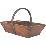 Petite French Garden / Grafting Trug / Basket / Caddy