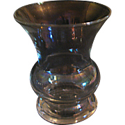 Elegant Vintage Iridescent Toothpick Holder