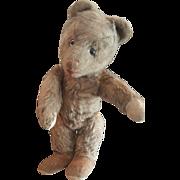 """A Very Rare 1920's Vintage Eduard Cramer 14"""" Teddy Baby Bear"""