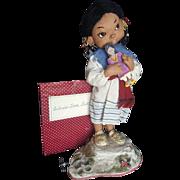 NIADA Doll Artist Wee Paulson Antonia & Her Little Doll