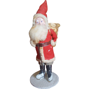 Vintage Made in Japan Santa Composition Figure