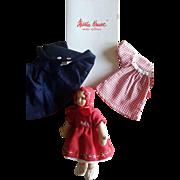 """2004 UFDC Kathe Kruse Mini 5 1/2"""" Susi Doll LTD. 1500"""