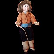Wonderful Vintage SFBJ Bisque Head Doll