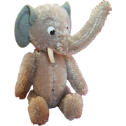 "1950's Schuco Yes No 5"" Elephant"