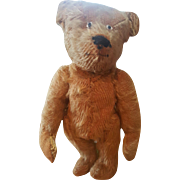 "Vintage 1920's Ideal 10 1/2"" Mohair Teddy Bear"